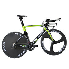 ICAN 2016 New Design 57.5 cm Carbon Fiber Time Trial Bike