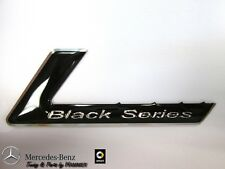 Decal Emblem Black Series original Mercedes Benz 63 / 65 AMG adhesive