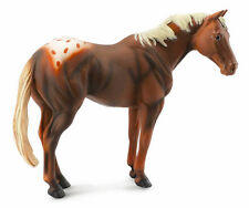 *NEW* CollectA 88436 Chestnut Appaloosa Horse Model 13.5cm
