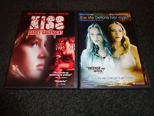KISS DADDY GOODNIGHT & THE LIFE BEFORE HER EYES-2 DVDs-UMA THURMAN,EVAN R WOOD
