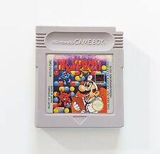 Game / Juego Dr. X Mario Nintendo Game Boy (Original) (Eur) (GB)