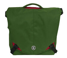 Crumpler 8 Million Dollar Home MD-08-11A Camera Bag Laptop bag(olive/red)