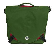 Crumpler 8 Million Dollar Home MD-08-11A Camera Bag Laptop bag(olive/red)