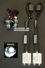 FOG LIGHTS 6000K H3 35W CANBUS AC XENON Slim HID Kit 95-96 FOR FORD F150-F350