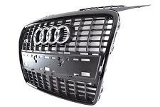 Audi Original A3 S3 S-line Parrilla 8P4853651D VMZ Single Bastidor negro