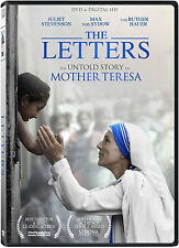 The Letters - The Untold Story of Mother Teresa (DVD + Digital HD, 2016)