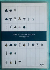 PAT METHENY GROUP - IMAGINARY DAY LIVE - DVD