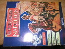 Glorieux Cavaliers NAPOLEON n°11 Bataille Rivoli A de Caulaincourt Campoformio