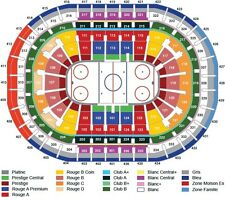 Montreal Canadiens vs Columbus Blue Jackets Tickets