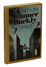 A Scanner Darkly ~ by PHILIP K. DICK ~  Stated First Edition ~ 1st Printing 1977