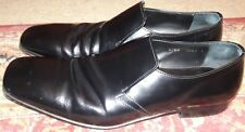 Size 12 US Black Prada Mens Shoes Loafers