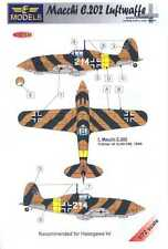 LF Models Decals 1/72 MACCHI C-202 Luftwaffe Fighter
