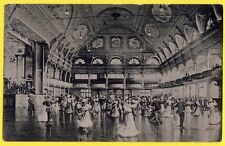 cpa RARE Post Card Printed in GREAT BRITAIN Grand BAL PALACE PAVILLON DOUGLAS