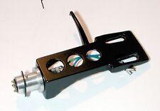 Headshell Technics Bauform mit SME-Anschluss, inkl. Kabelsatz,kompl.montiert