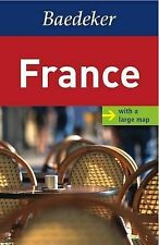 France Baedeker Guide (Baedeker Guides)