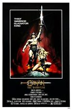 Conan The Barbarian Movie Poster 24x36""