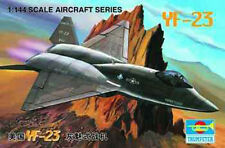 Trumpeter 1332 Northrop YF-23 Black Widow II 1/144 Scale Plastic Model Kit