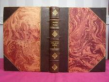 ANATOLE FRANCE /  Alfred de Vigny, études et Poésies illustré de gravures
