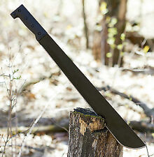 "FULL TANG Machete Ultimate 23"" Jungle Survival Hunting  Knife With Sheath NEW"