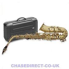 Chase Alto Sassofono Sax 77-SA GOLD LAQUER compresi ABS Custodia rigida boccaglio