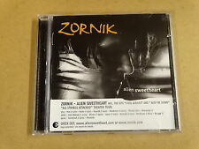 CD / ZORNIK ‎– ALIEN SWEETHEART
