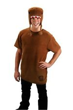 DOMO COSTUME ADULT TEEN HALLOWEEN COSPLAY NEW MIP SZ SMALL/ MED MENS