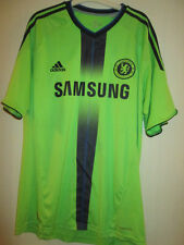 Chelsea 2010-2011 Third Away Football Shirt Size Adult Large /35073