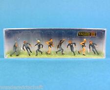 Faller Military H0 156015 SOLDATEN BEIM TRAINING 8 bemalte Figuren HO 1:87 OVP
