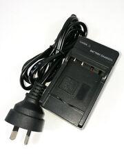 Battery Charger for Panasonic DMW-BCK7 DMW-BCK7PP DMW-BCK7E DMW-BCF10 DMW-BCF10E