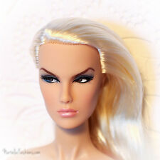NEW HEAD ONLY FASHION ROYALTY DAYTIME IMPACT DASHA DOLL FR WHITE SKINTONE