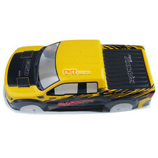 1/10 RC Car Truck Body Shell Canopy 190mm For HSP HPI TAMIYA F150 Painted Yellow