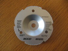 NEW Rotozip X-wheels Xwheels wood cutting wheel XW-WD1 2610936928