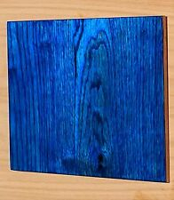 Blue Dye | Blue Wood Stain | Solvent Wood Dye |Makes 64 oz Solvent Dye Stain