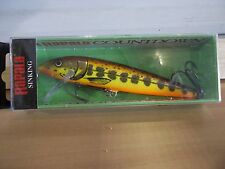 Rapala Countdown CD 11 HMMD hot mustand muddler NIB