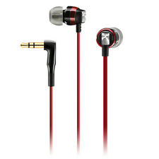 Sennheiser CX 3.00 In-Ear Only Headphones - Red - NEW