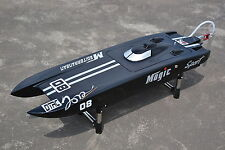 E32 Catamaran Electric RC Boat Remote Control Speed Racing Boat 75km/h RTR Radio