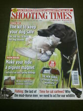 SHOOTING TIMES - LAST OF THE MUD-HORSE MEN - JUNE 5 2013