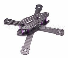 FPV Mini 210 mm Carbon Fiber Quadcopter Frame with 4mm arms Better than QAV210