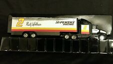 Rusty Wallace #2 NASCAR 1:64 Die-Cast Racing Team Transporter / Truck unisex