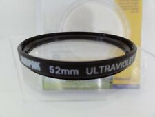 PLATINUM PLUS Sunpak 52mm UV Lens Filter 52 DSLR CAMERA