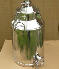 8 Gallon Stainless Steel, Moonshine Whiskey Still Boiler,