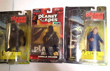 Hasbro PLANET OF THE APES Figure Lot