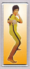 BRUCE LEE - GAME OF DEATH - LARGE FRIDGE MAGNET - KILL BILL COOL!