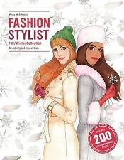 Fashion Stylist: Fall/Winter Collection: An Activity and Sticker Book, Claybourn