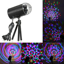 Mini Laser Projector RGB DJ Disco Light Stage Lighting Show Xmas Party Lighting