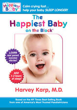 THE HAPPIEST BABY ON THE BLOCK - DVD - REGION 2 UK