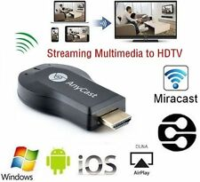 En unidiffusion wifi miracast dongle adaptateur dlna tv hdmi airplay media affichage récepteur