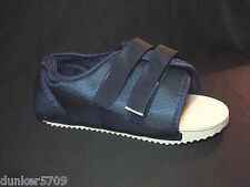 POST OP SHOE MEN'S SIZE M FOOT INJURY OR SURGERY