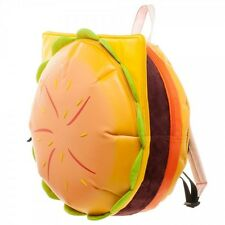 Authentic STEVEN UNIVERSE Cheese Burger 3D Padded Backpack NEW