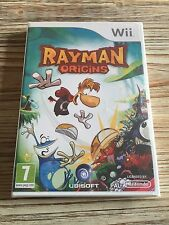 Rayman Origins - Wii - Neuf sous blister